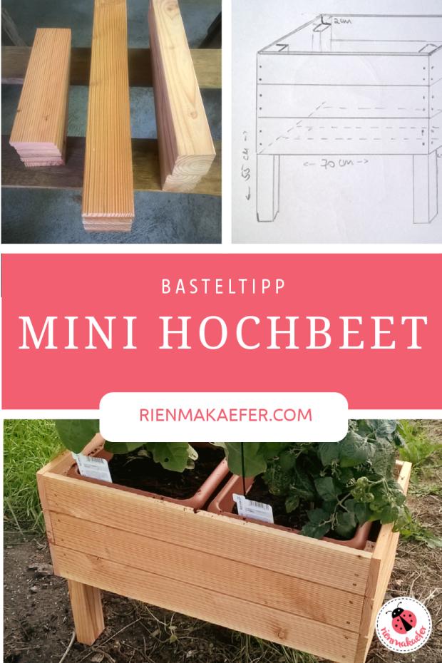 Klick hier für die Anleitung zum Mini Hochbeet Balkonkasten diy