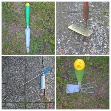 Werkzeug Übersicht