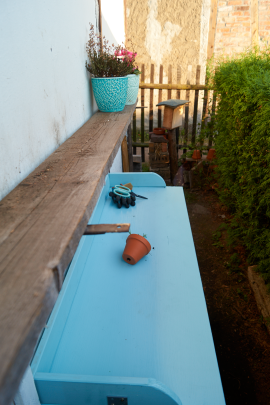 Pflanztisch DIY Potting Table